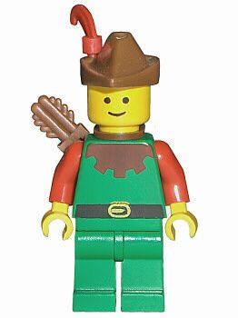Custom Robinhood Halloween series LEGOMinifigures!!