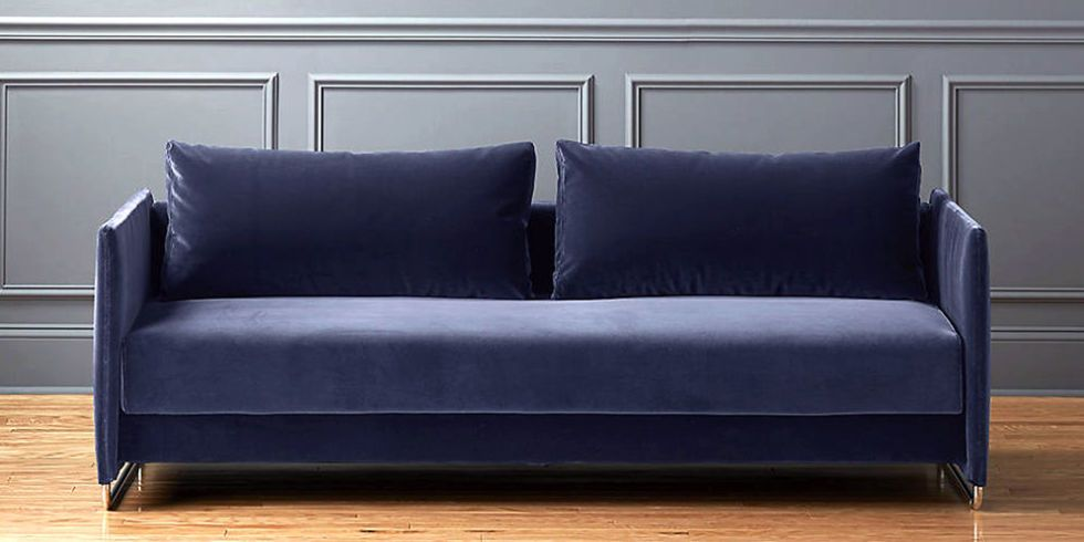 Cozy Sleeper Sofas That Are Perfect For Hosts Who Are Short On