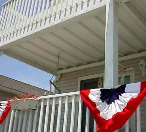 American Dry Deck Waterproof Under Deck Ceiling Decks
