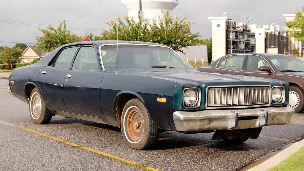 1975 Plymouth Fury sedan Plymouth fury, Sedan, Plymouth