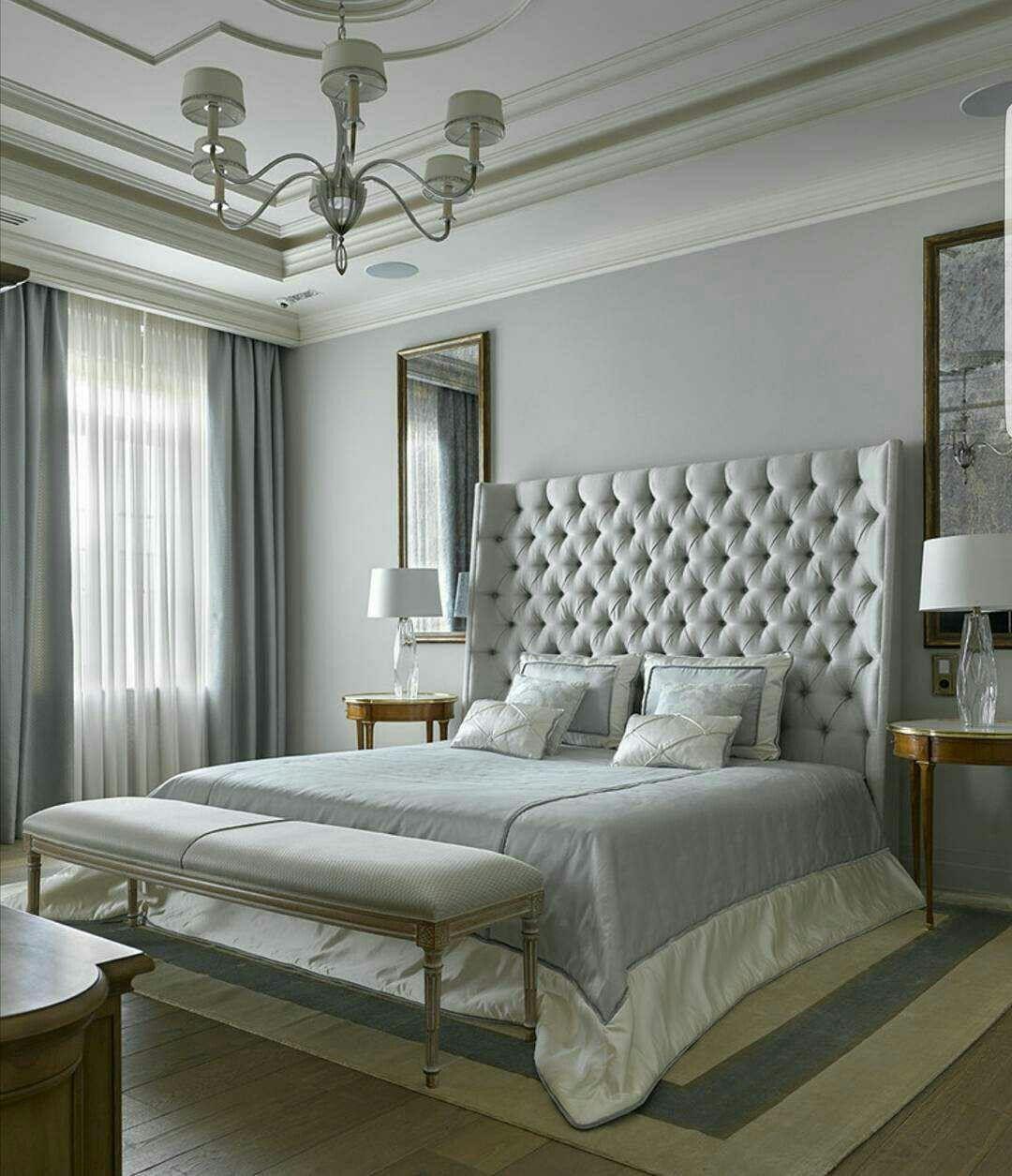 Pin By Natalya Avs On Bedroom 2 Grey Bedroom Design Gray Master