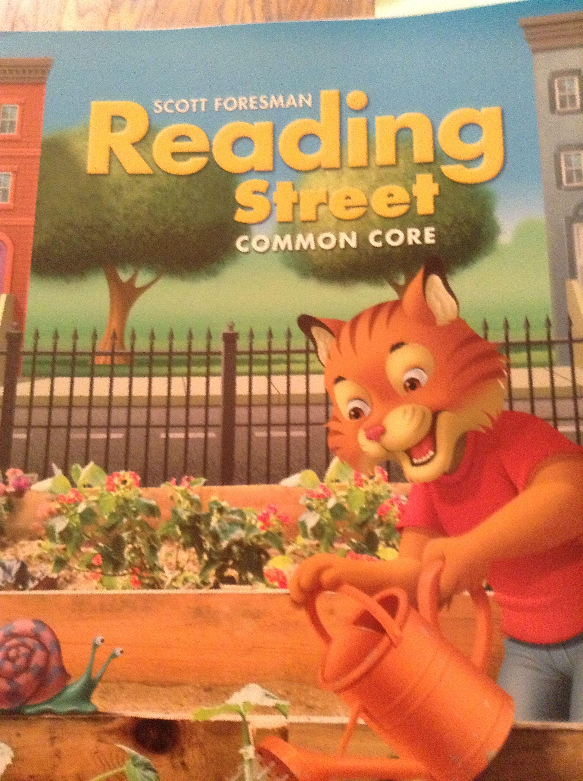 Scott Foresman Reading Street Common Core Second Grade