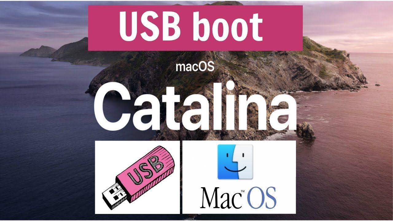 Make Bootable Usb Mac Catalina