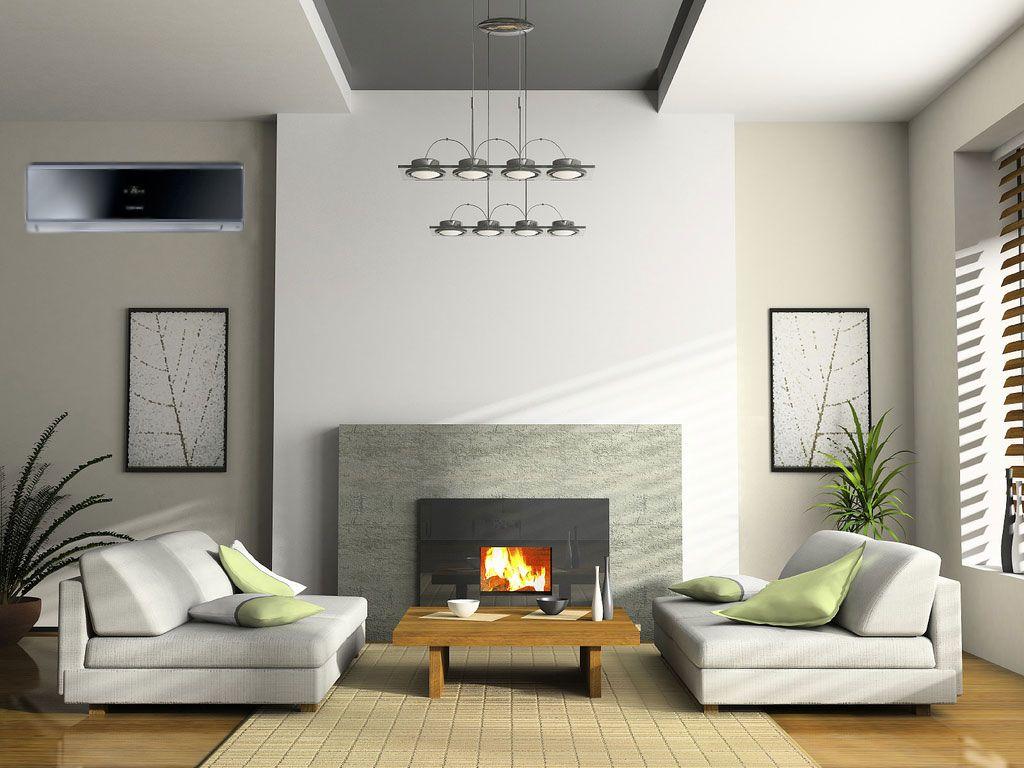 Los sistemas de aire acondicionado central son los más