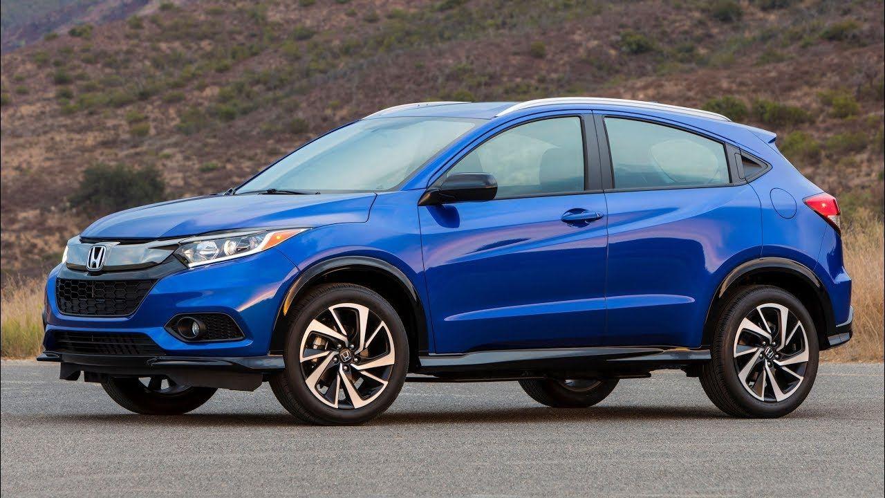2019 Honda HRV Sport Классические автомобили