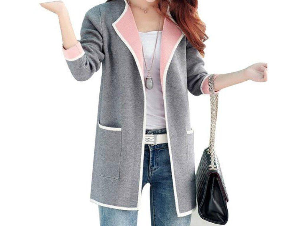 Knitted Cardigan Sweater | Latest Fall & Winter Wear | Pinterest ...