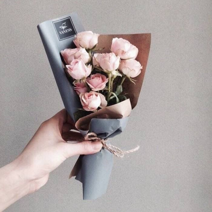 Pink roses with love   Flowers //   Pinterest   Pink roses, Rose and ...