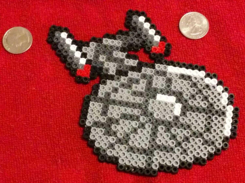 star trek needlepoint - Google Search | Star Trek Perler Beads ...