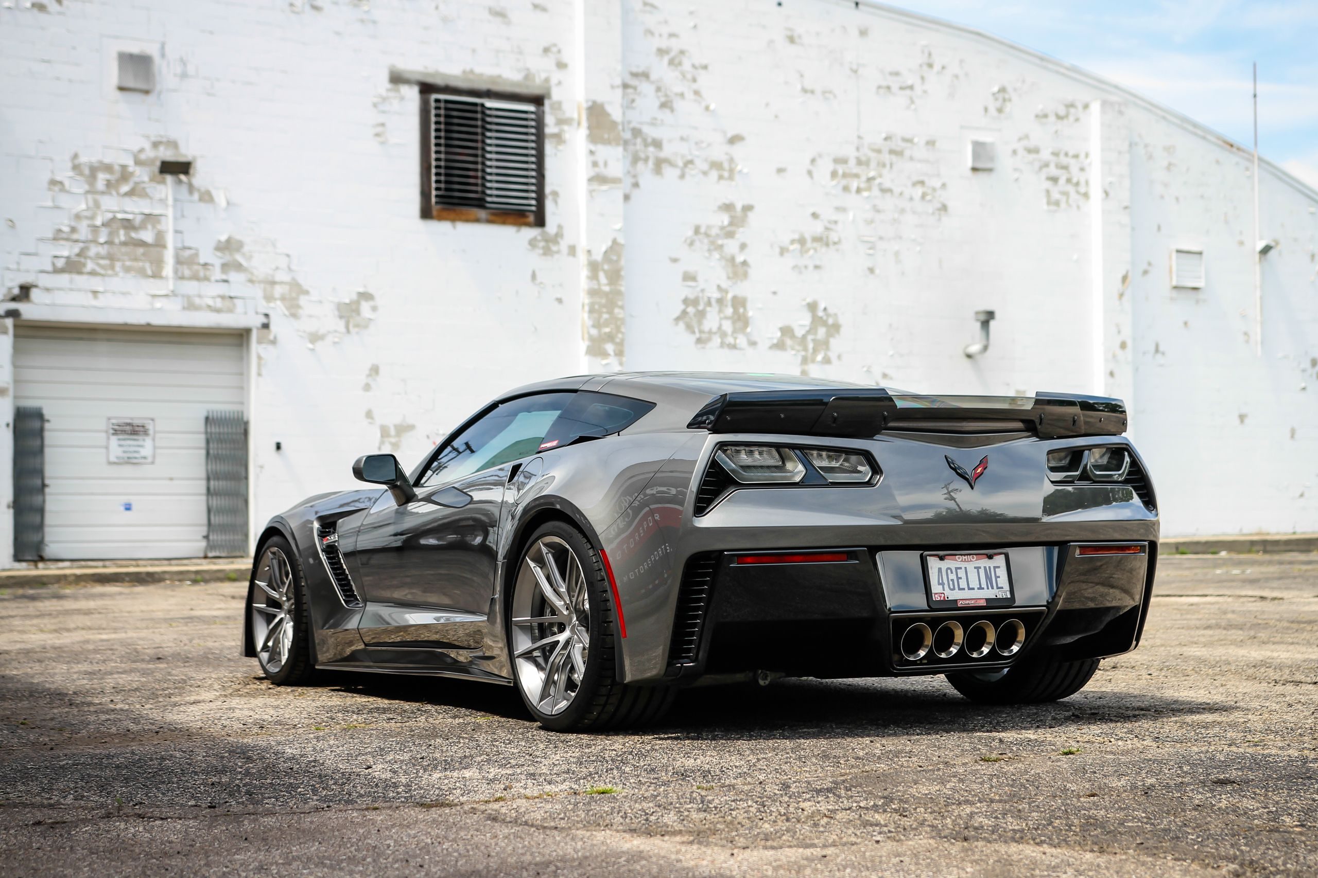 For sale our 650hp c7 corvette z06 2lz with the z07 performance package is on the market this perfectly maintained supercar is equipped with the