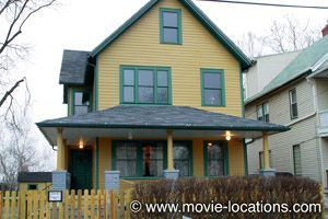 Christmas Story Location.Filming Locations For A Christmas Story 1983 In Cleveland