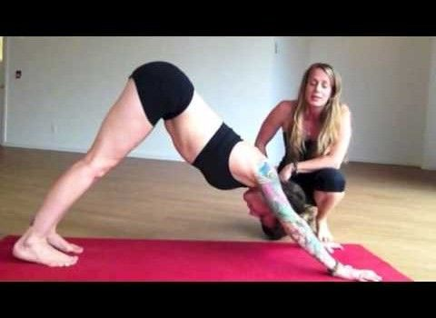 downward facing dog explained with images  flexible