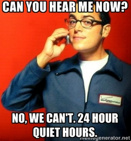 Do You Ever Feel Like The Verizon Guy Resident Assistant Ra Events Res Life