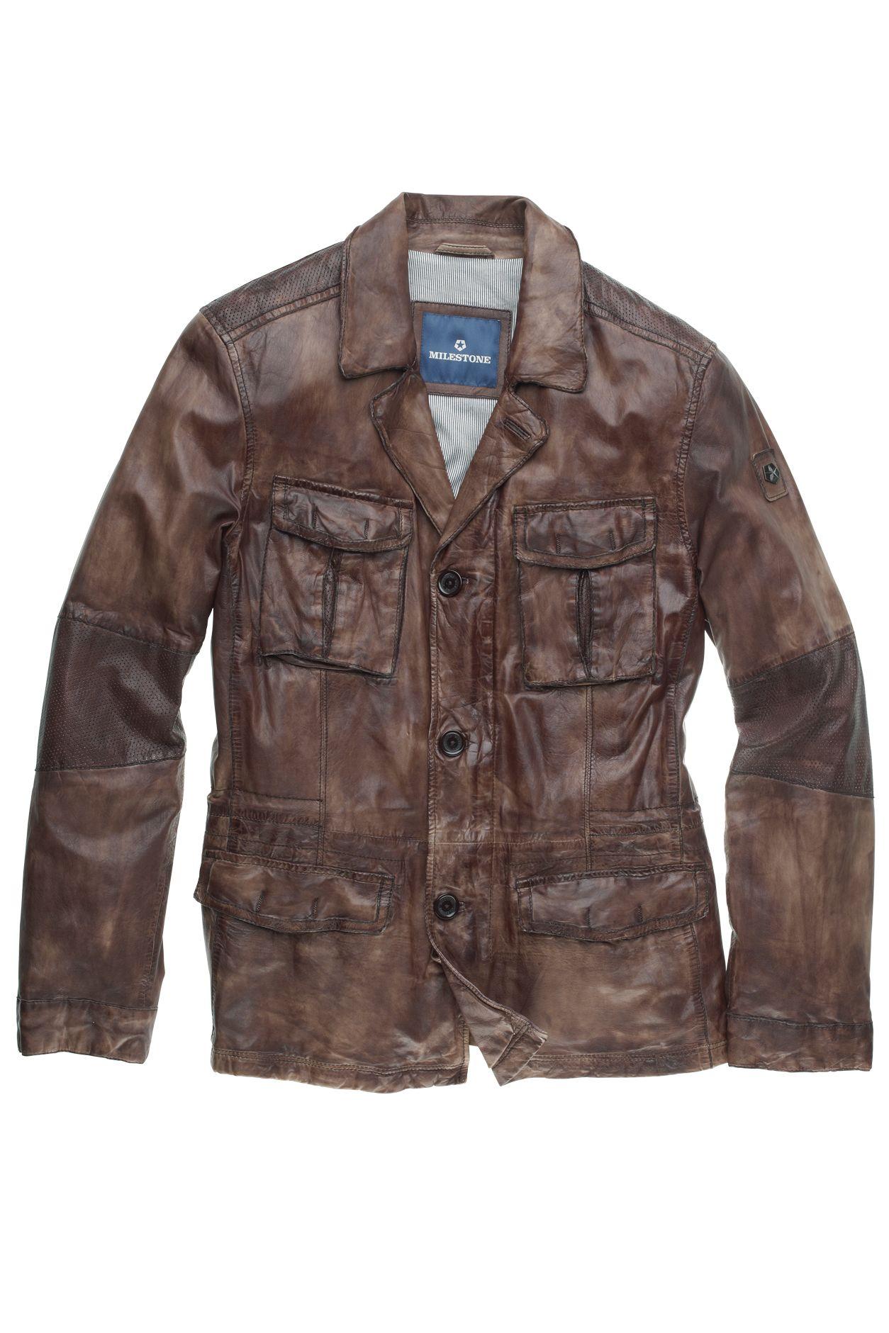Milestone. The Jacket Brand. Jackets, Jacket brands