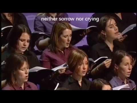 god shall wipe away all tears - Karl Jenkins - YouTube