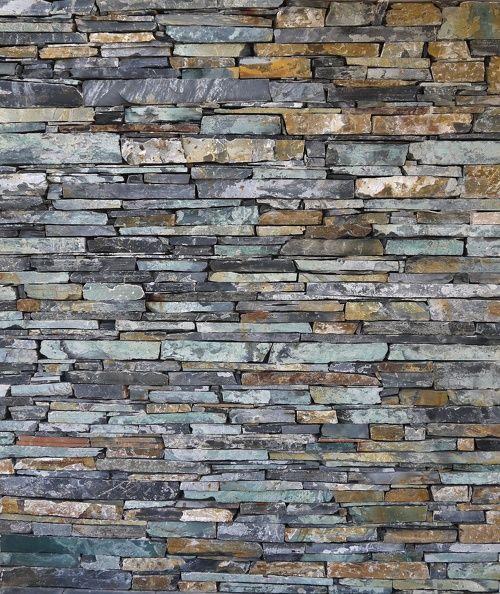 Pin de juan manuel m ndez en muro piedra pinterest - Revestimiento paredes interiores pizarra ...