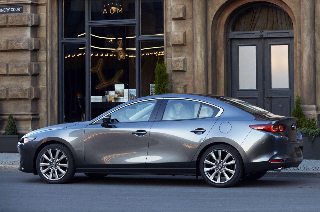 Precio Del Mazda 2020 Configurations In 2020 Mazda 3 Sedan Sedan Mazda 3