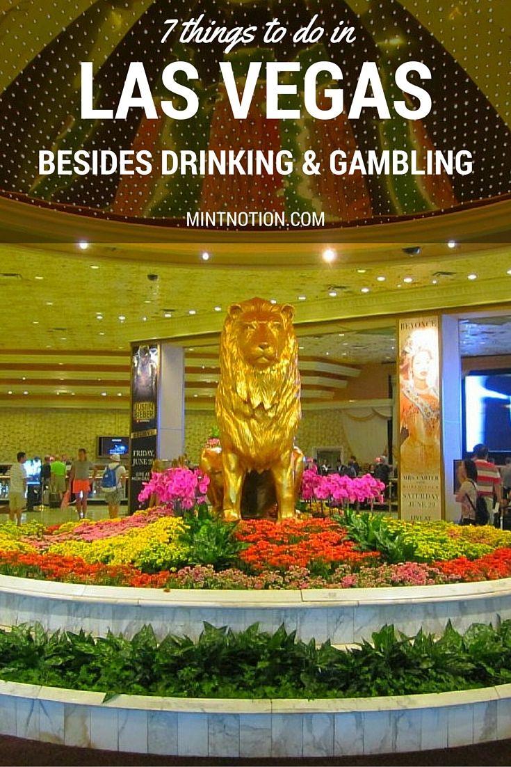 Things to do in las vegas no gambling free state gambling board south africa