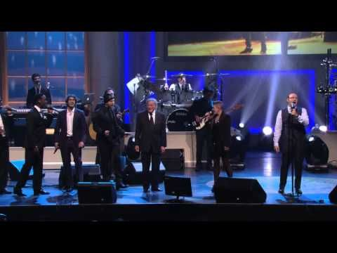 Billy Joel Performs Piano Man With Kevin Spacey Boyz Ii Men