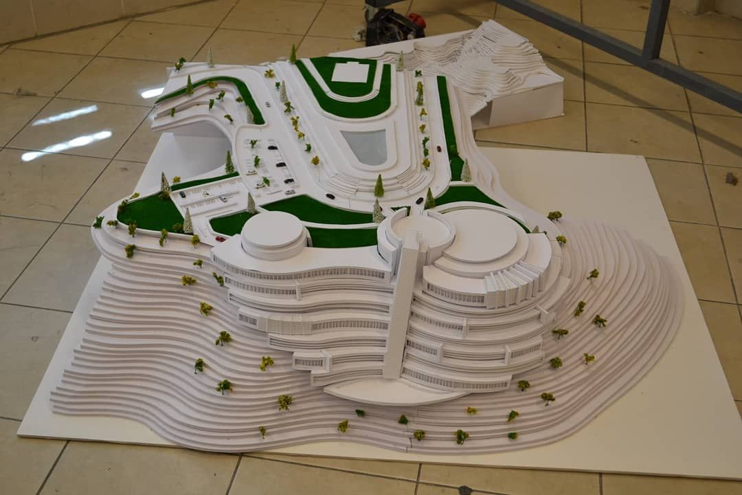 5 Star Hotel Graduation Project University Of Sulaimany Designed By Tablott For Credit Or Removal Graduation Project Hotel Architecture Hotel