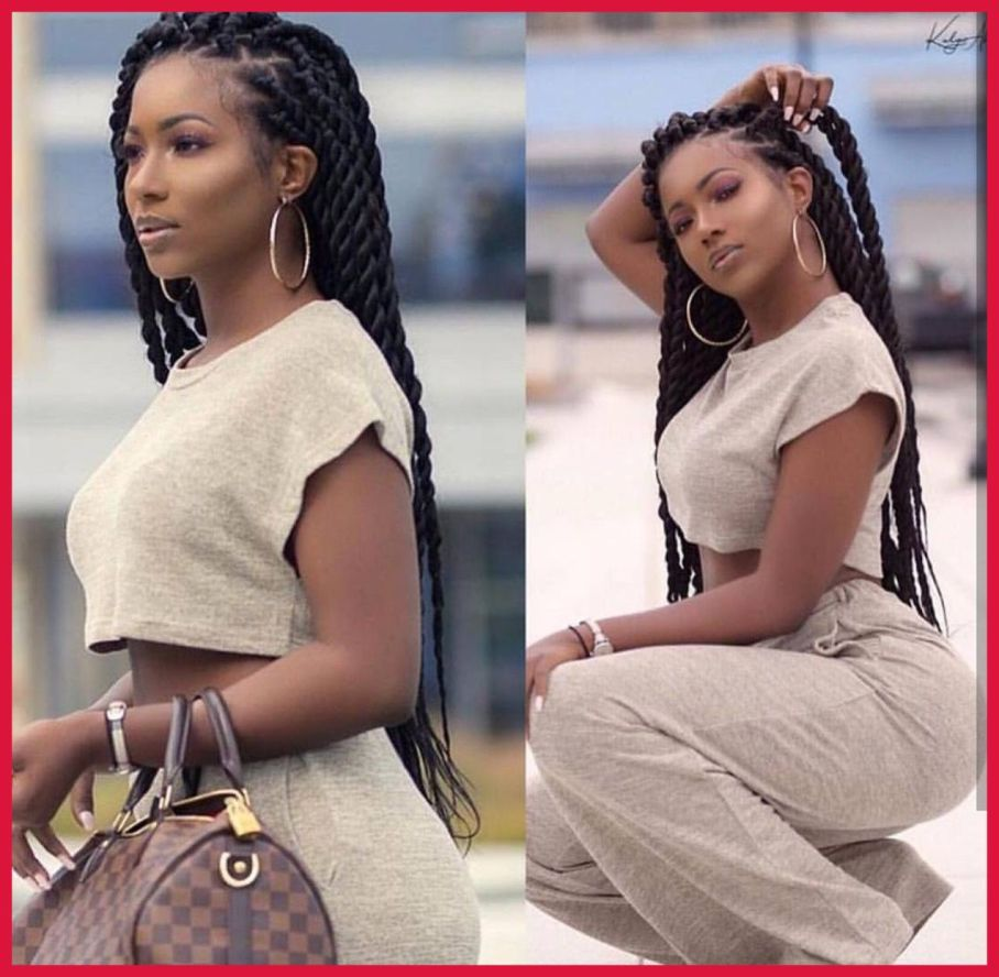 Image result for black hairstyles for vacation | Braids for black hair, Braided hairstyles for ...