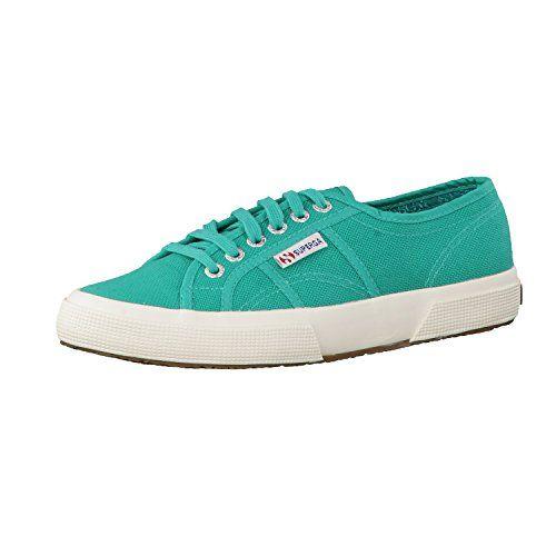 Zapatos verdes SUPERGA Cotu unisex aOHjE6Pkj