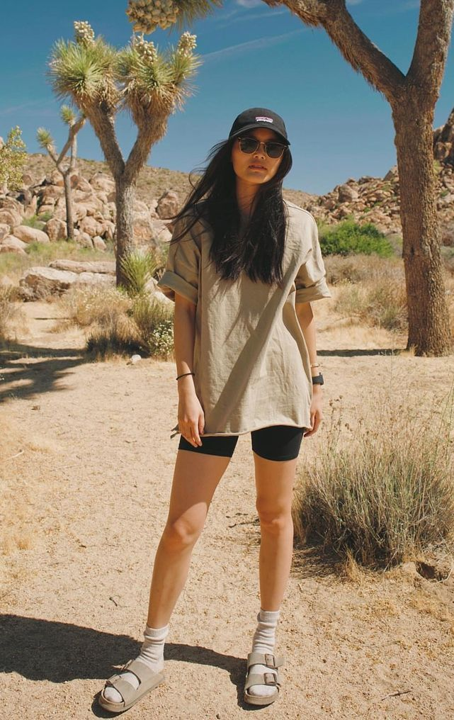 50 Cute Hiking Outfit Ideas You Need To Copy #Copy #cute #Hiking #Hiking Outfits #Ideas #Outfit