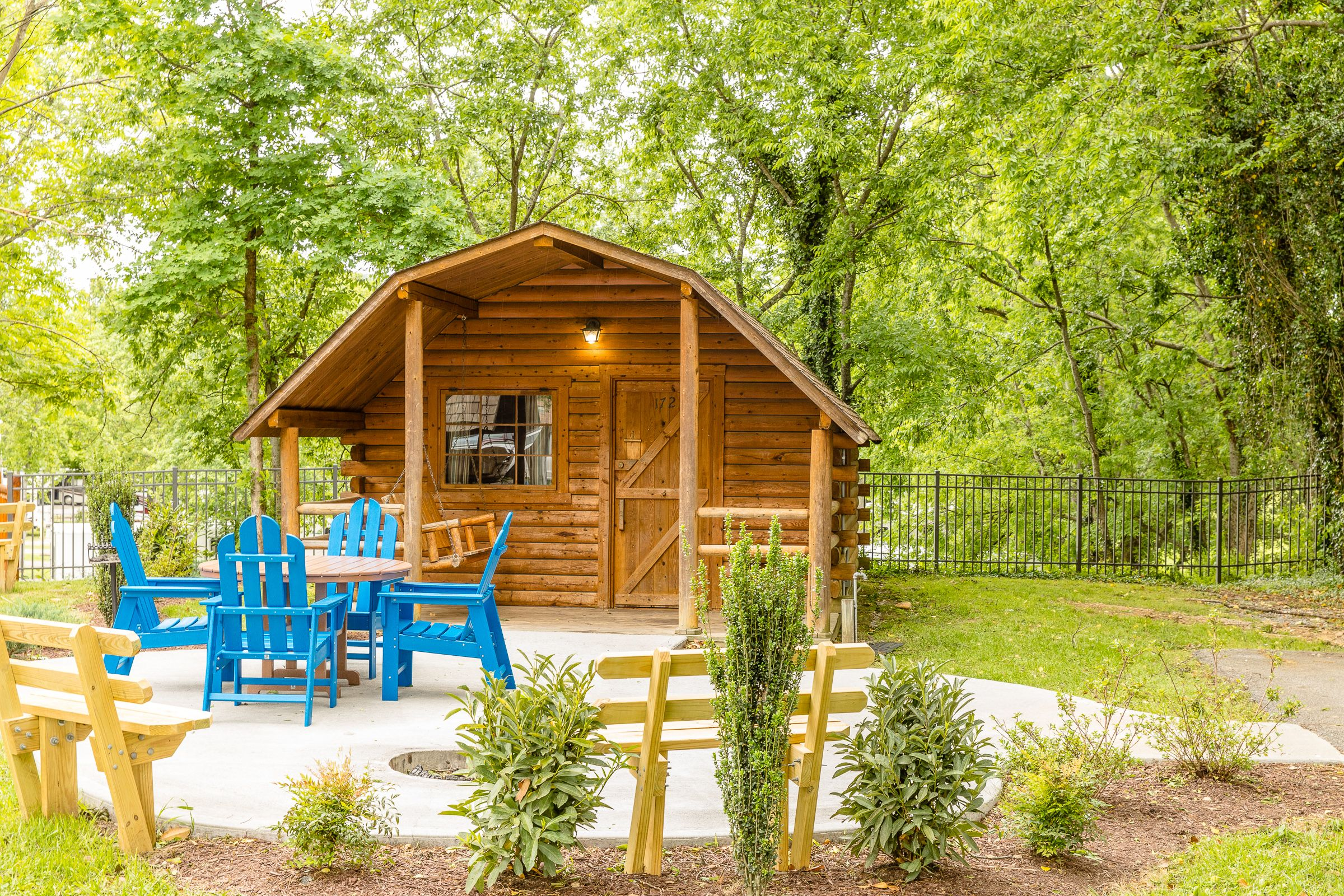 accomodation in rental cabin cabins camping virginia accommodations