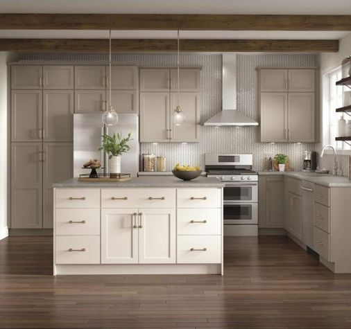 Trendy Dining Room Designs Combined With Modern And: Kitchen Remodel, Kitchen Furniture