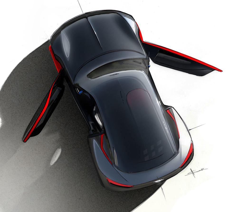 오펠 GT 이미지입니다 작고 앙증맞은 크기의 쿠페여서 출시가 된다면 여성들에게 인기가 많을 것 같습니다