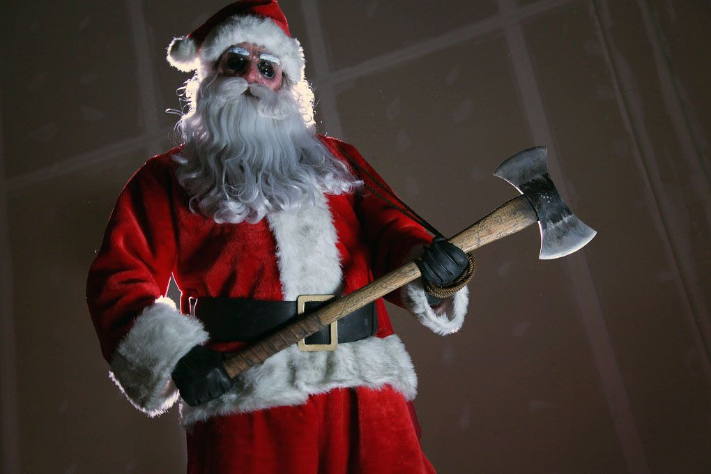 Pin By Karl Mueller On 80 S Horror 75 85 Christmas Horror Scary Christmas Movies Christmas Horror Movies