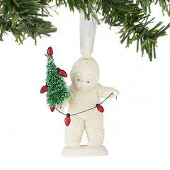Lighting The Tree Ornament