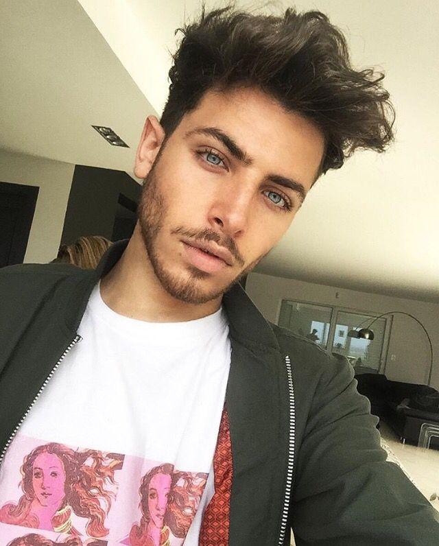 Instagram Karimlkb Beautiful Men Faces Mixed Guys Cute