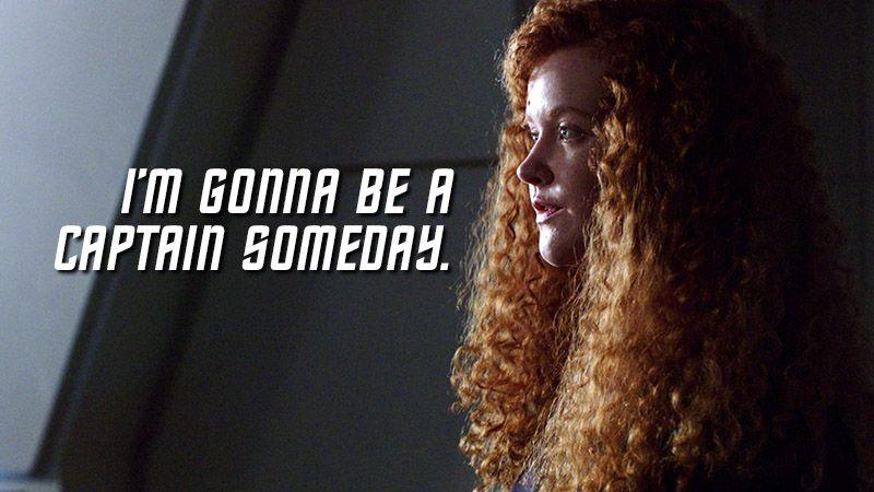 Tillys Guide To Surviving Starfleet As Seen On Star Trek