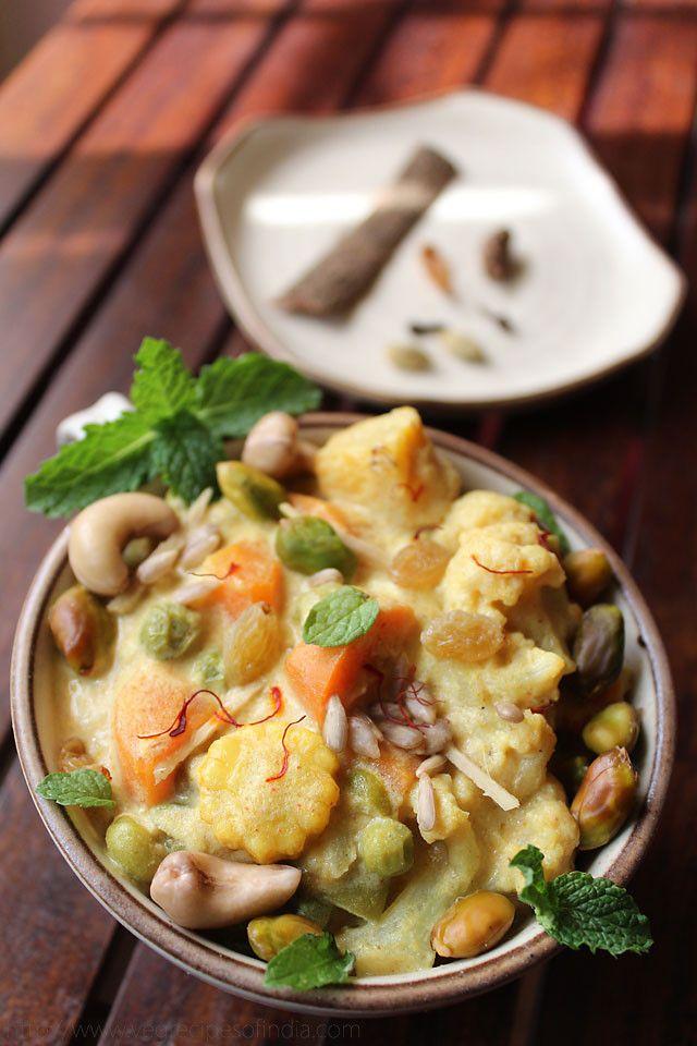 Navratan korma recipe korma curry and recipes navratan korma nepali foodveg recipesindian forumfinder Images