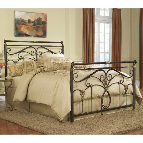 Found it at Wayfair - Bette Panel Bed | For the Home | Pinterest | Camas