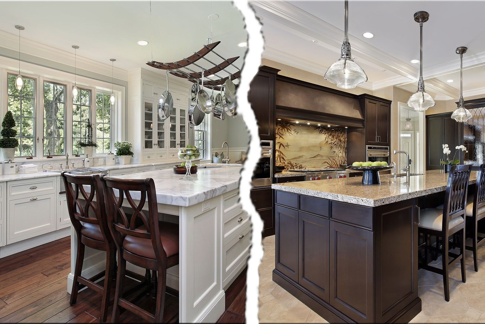 39 Dark Kitchen Cabinets Ideas Dark Colors Are Indeed The Colors That Are Preferred So It S No Won Dark Kitchen Cabinets Dark Kitchen Light Kitchen Cabinets