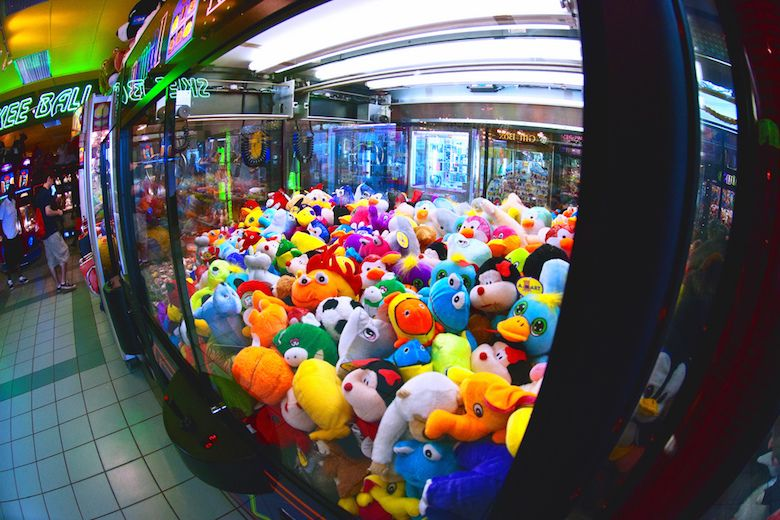It's Not You. How Claw Machines Are Rigged | Claw machine ...
