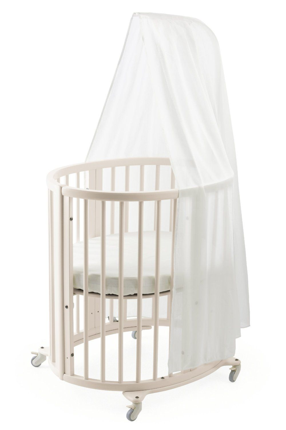 Nursery  sc 1 st  Pinterest & Stokke Package Sleepi Mini + Sleepi Cot 120cm + Canopy Rod ...
