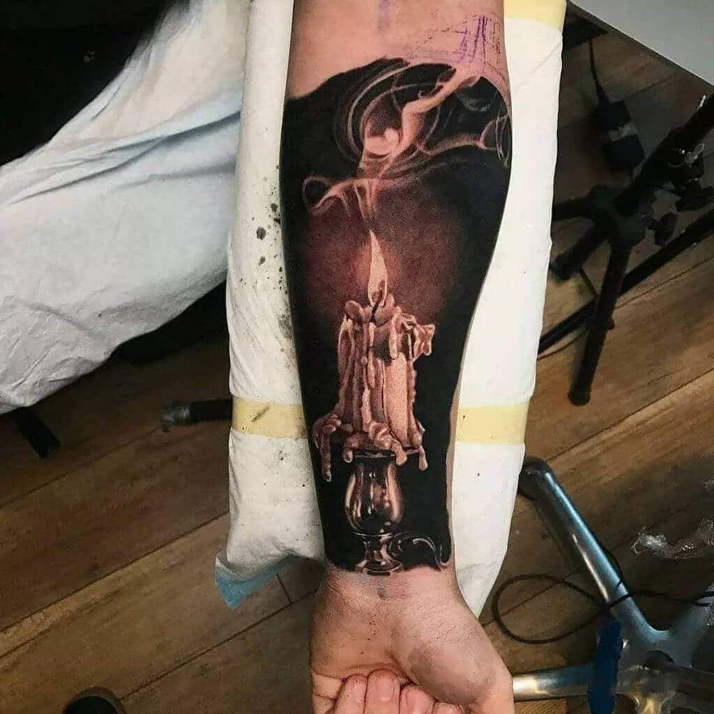 13 kinds of magic elements tattoos wormhole tattoo 丨