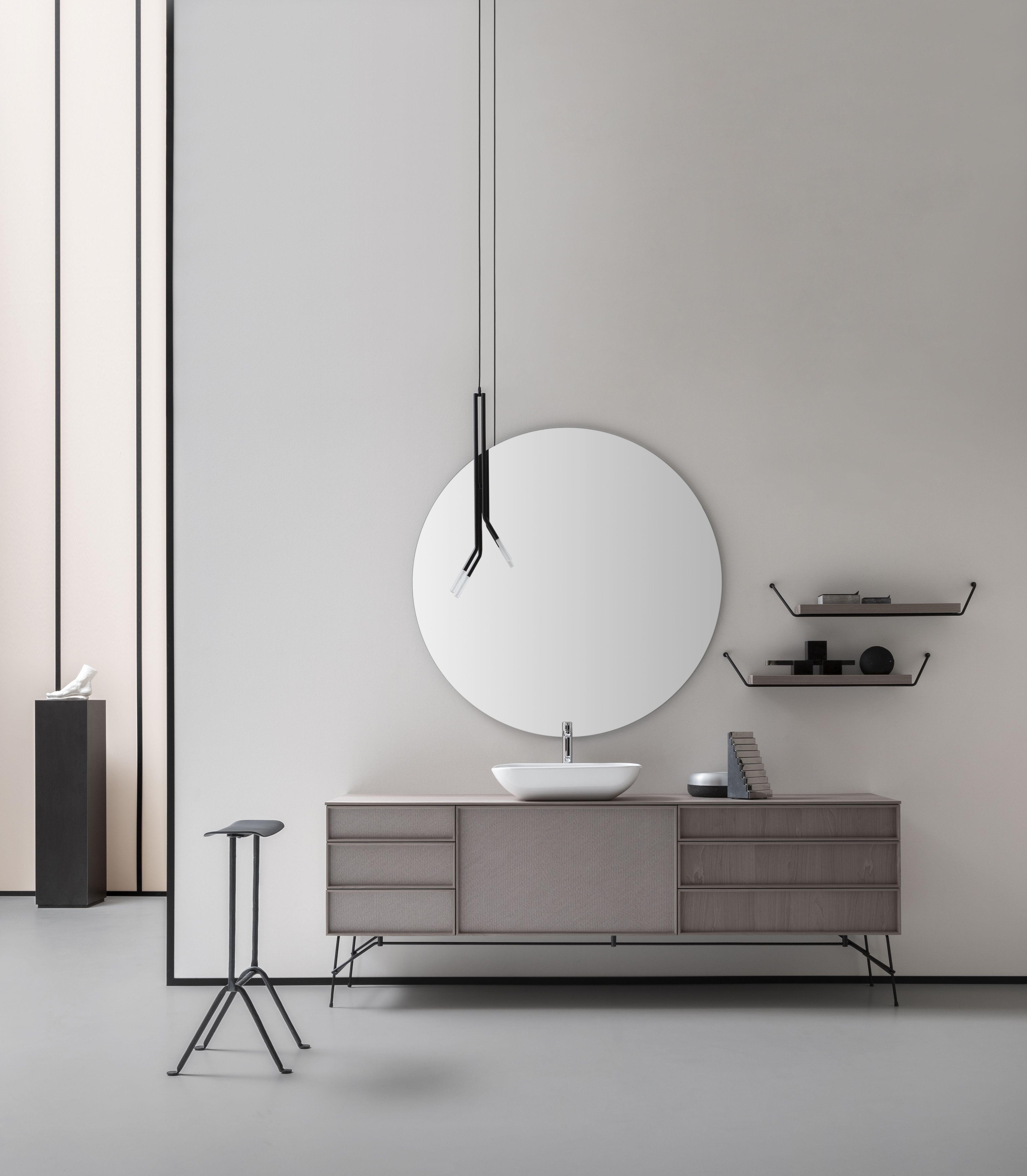 Ronan & Erwan Bouroullec officina bar stool, design ronan & erwan bouroullec, in the