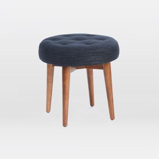 Amazing Mid Century Stool Furniture Stool Mid Century Inzonedesignstudio Interior Chair Design Inzonedesignstudiocom
