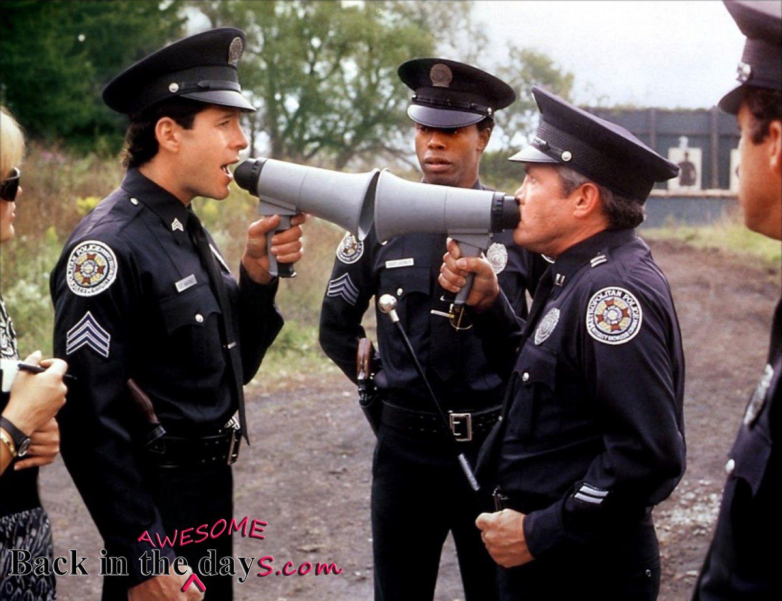 Police Academy Movies Police Academy Movie Police Academy Police