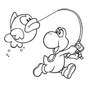 Coloring Pages Mario Bros And Luigi Nintendo Super Mario
