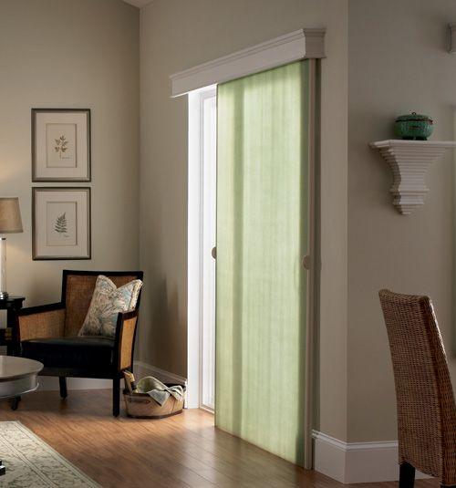 Bali Diamondcell Verticell Shades Sliding Glass Door Window Treatments Patio Door Slider Sliding Door Shades