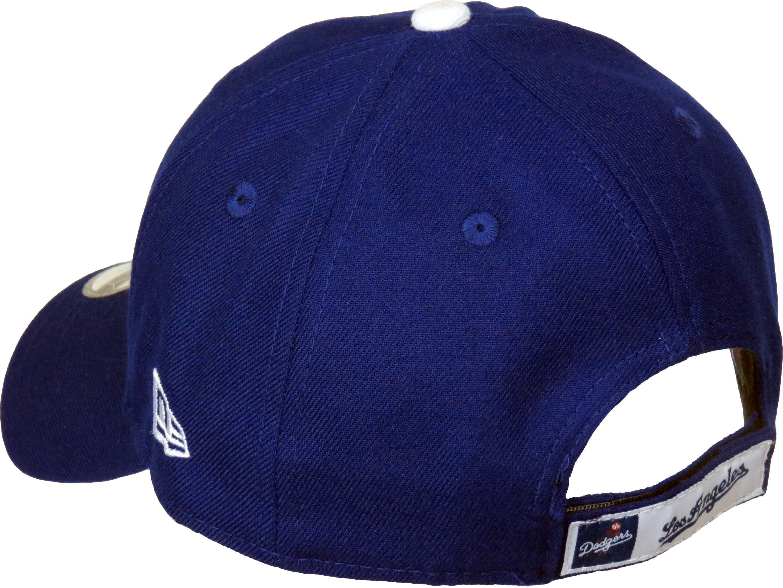 10fd4d6ca21 New Era Kids 940 The League Adjustable Baseball Cap. Blue with the LA  dodgers front