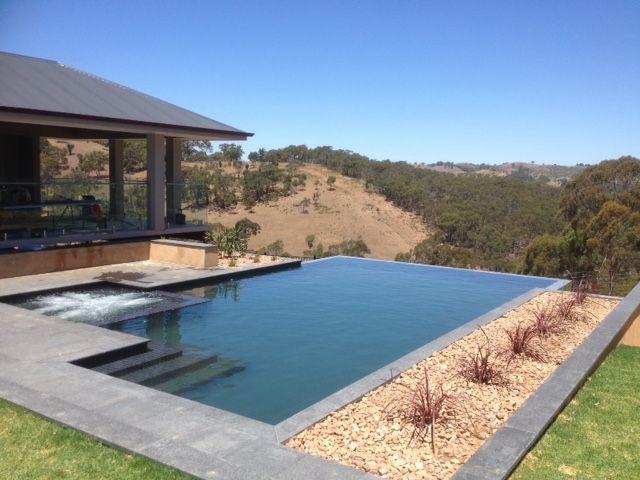 Infinity pool australia google search house australia - Invisible edge pool ...