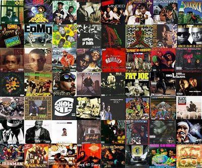 Cover Collage Old School Hip Hop Amp Rap Music Hip Hop
