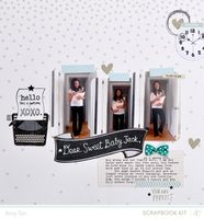 A Project by amytangerine from our Scrapbooking Gallery originally submitted 11/14/13 at 02:31 PM