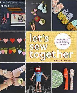 'let's sew together!' book More on Angry Pixie's blog angrypixie.co