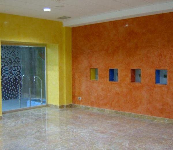 Estucos pinturas pinterest estucos paredes de acento y venecianas - Cocinas con estuco ...